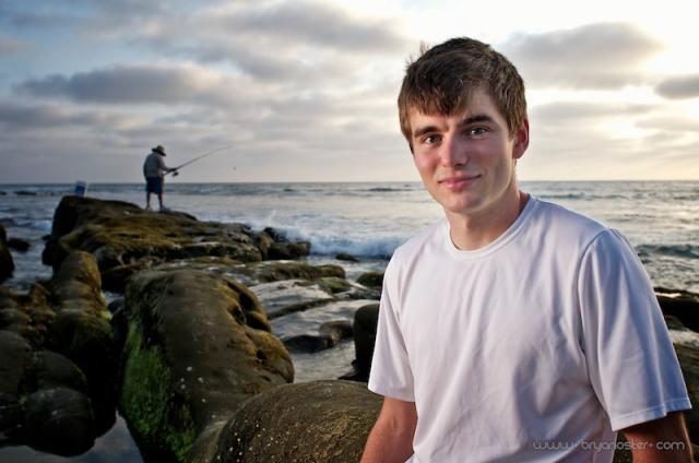 Bryan Oster San Diego Portrait Photograpy